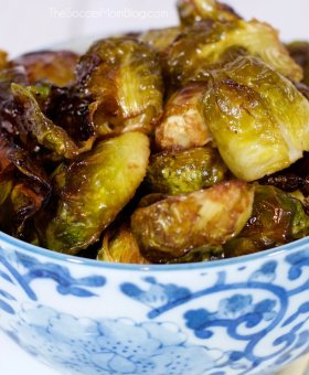 "Mateo's ""Famous"" Asian Brussels Sprouts"