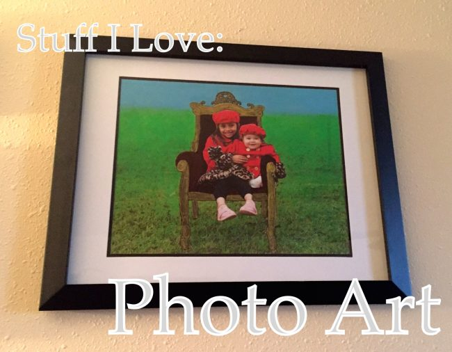 Stuff I Love: Photo Art