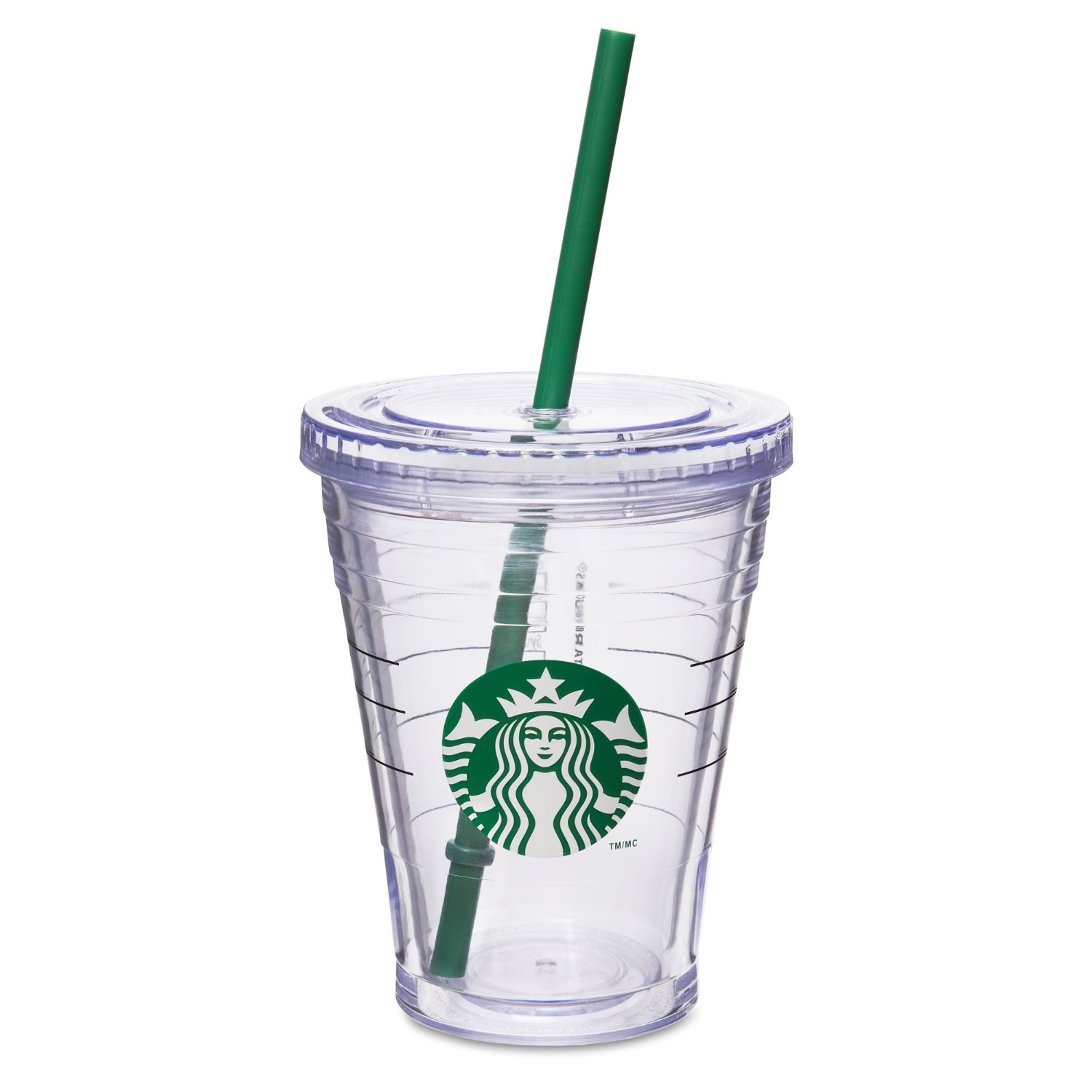 Starbucks reusable plastic cold cup