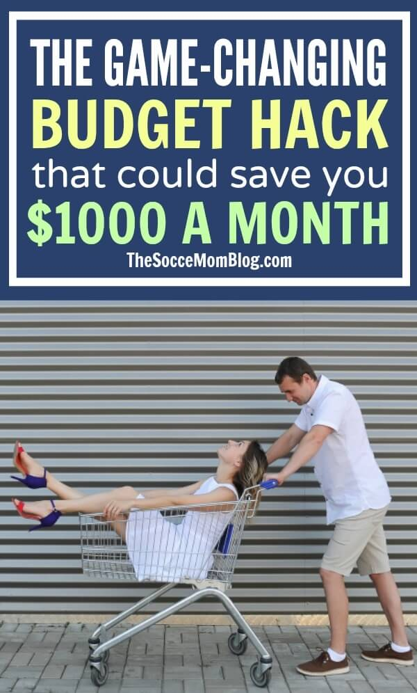 This simple change saved our family so much money that I could afford to be a stay at home mom. We saved over $1400 every month!