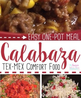 Calabaza — the Tex-Mex Goulash