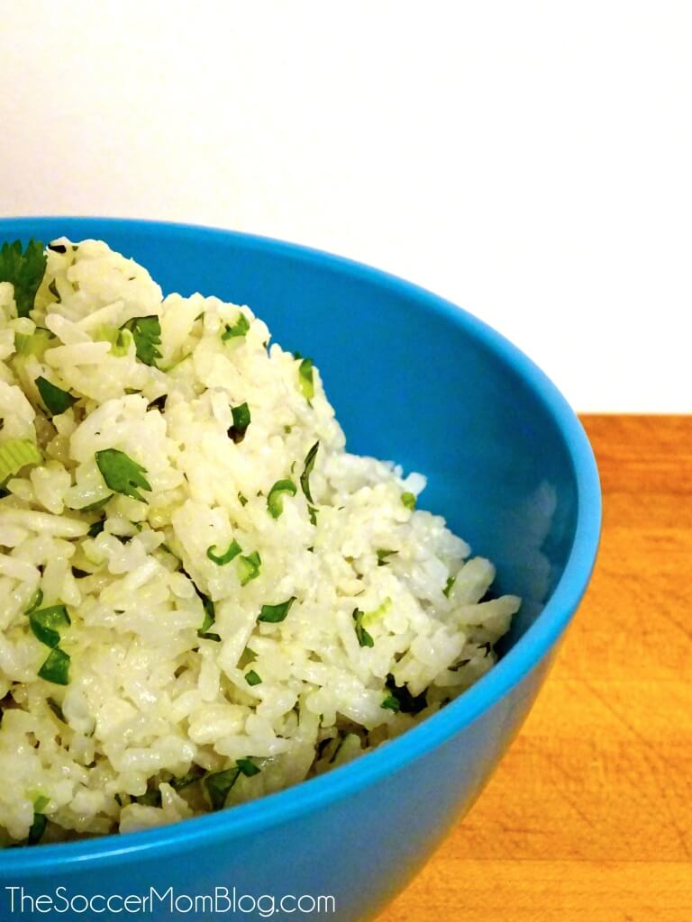 Fluffy & Creamy Coconut Rice Recipe