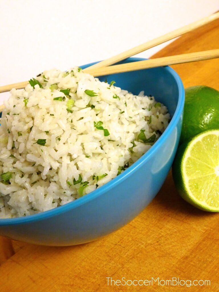 Fluffy & Creamy Coconut Rice