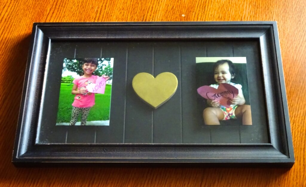 DIY Kids Love Photo Gift