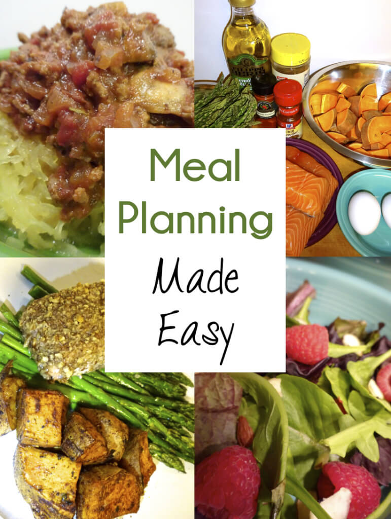 Meal Planning Made Easy and Healthy
