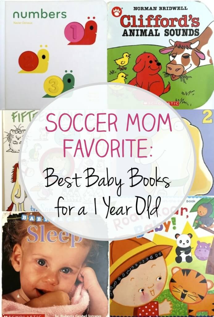 5 of our all-time favorite baby books for a one year old. These are the ones she wants to read over and over again!