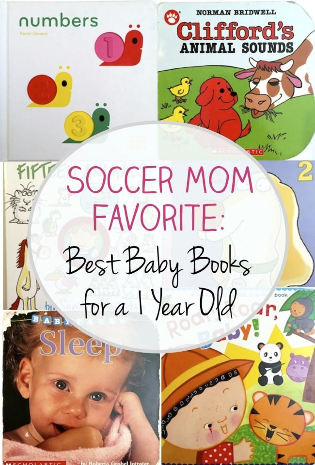 Best Baby Books for a One Year Old