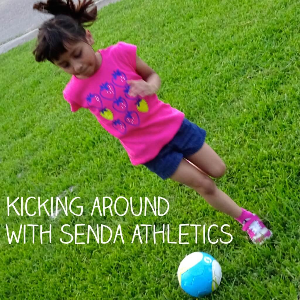 Senda Athletics Fair Trade Soccer Balls