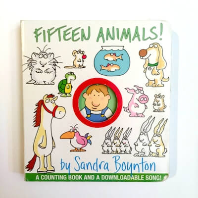Fifteen Animals by Sandra Boynton