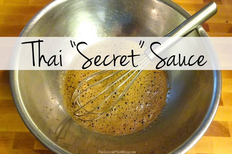 "Pan-Seared Salmon w/ Thai ""Secret"" Sauce + 5 More Easy Thai Recipes"