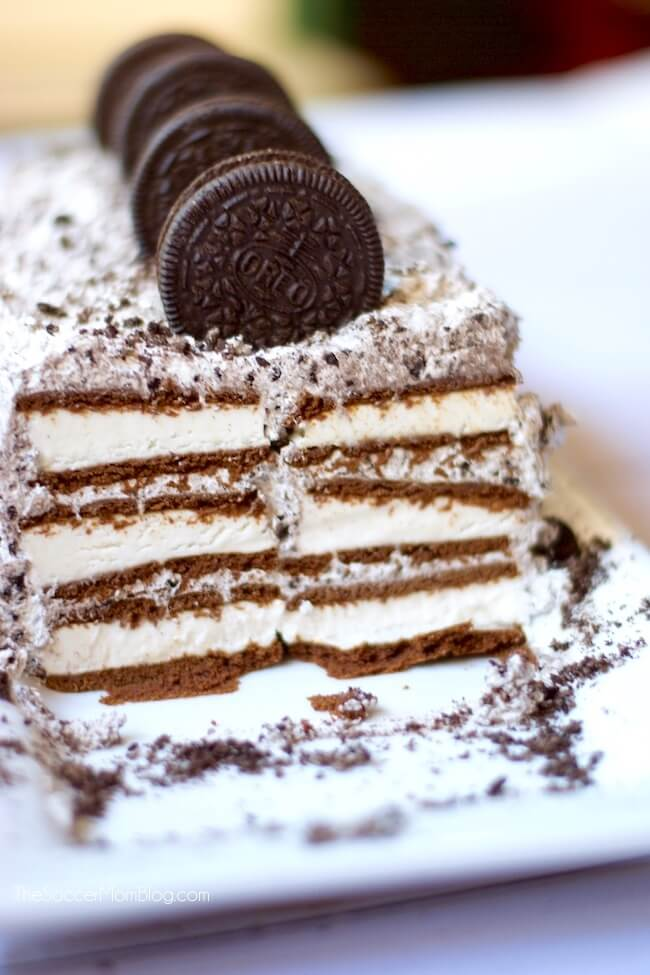 The Easiest Dairy Free Ice Cream Cake 21 Best Dairy Free Desserts