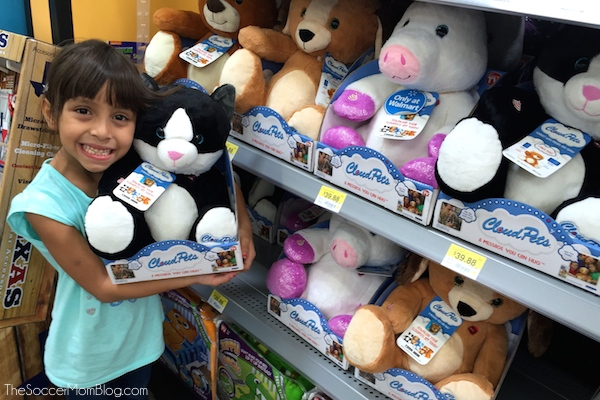 How a special bedtime routine can make going to sleep fun! #CloudPetsForever @CloudPets @Walmart ad