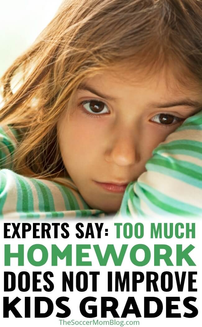 "Tired of homework battles every day? Kids exhausted after a long day at school? Here's why we started saying ""no homework"" right after school and what we did instead."