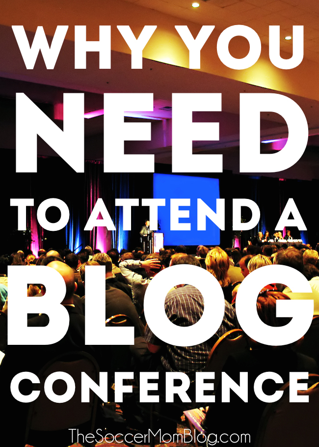 Why you should attend a blog conference and how to get the most out of the experience. PLUS eight bloggers reveal the number one thing they learned!