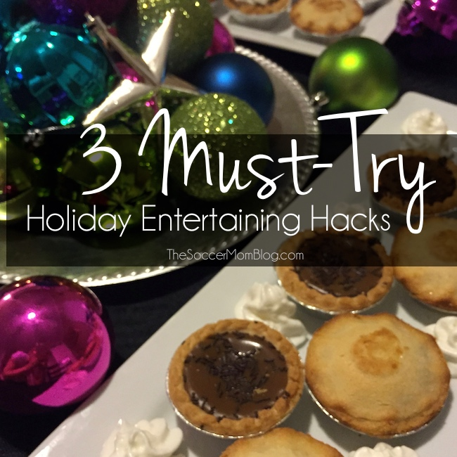 Entertaining Holidays: Holiday Entertaining Hacks For An Amazing (and Easy) Party