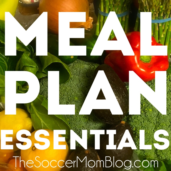 A list of my top meal planning essentials -- updated regularly with items that will help with your meal planning and money saving efforts.