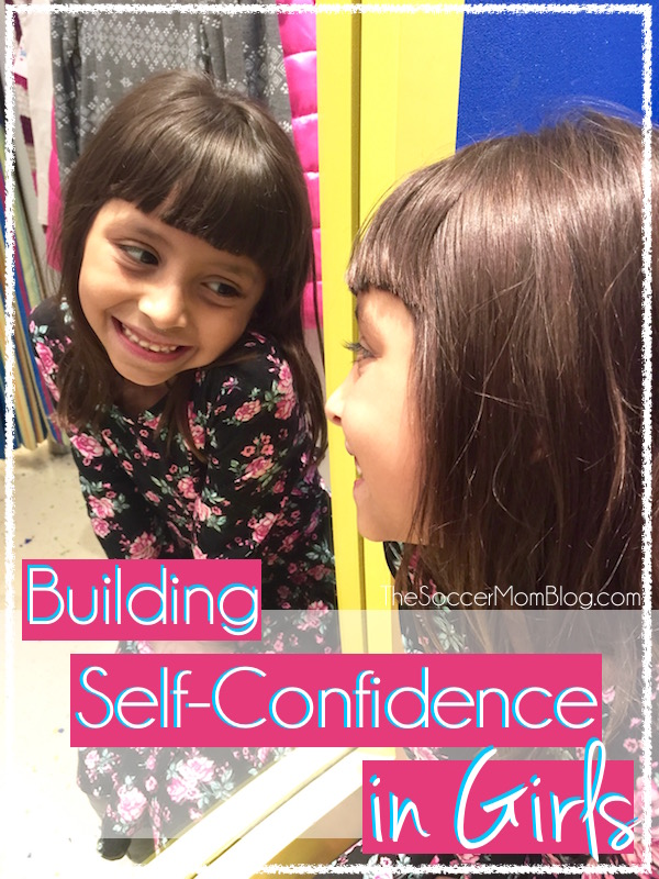 Help build your daughter's self confidence with these three tips you can do every day. Develop positive body image, self-esteem, and open communication.