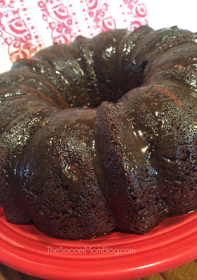 double chocolate hersheys kiss cake the soccer mom blog