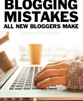 5 Shockingly Common Beginner Blogging Mistakes
