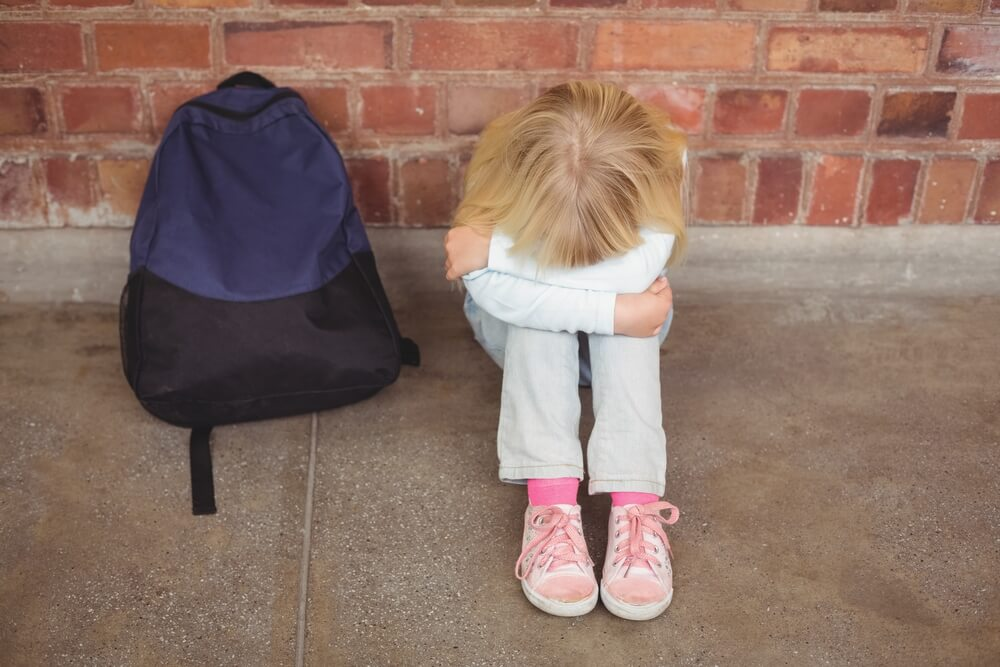 How to recognize signs of bullying in your child. What to do if you think your child is being bullied. A serious, all-too-common issue that CAN'T be ignored.