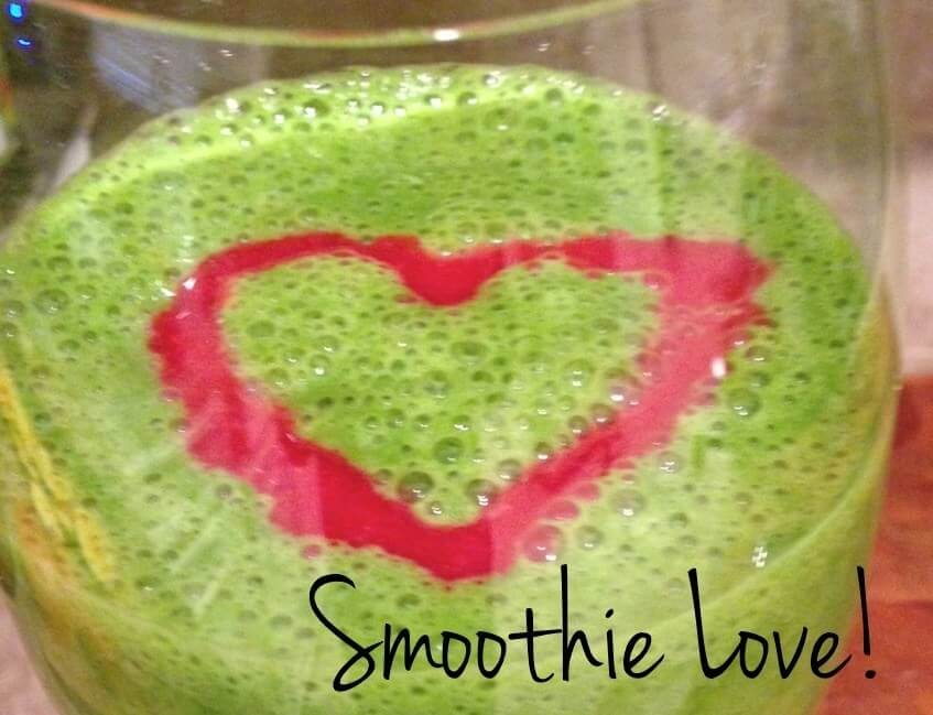 Favorite Green Smoothie Recipe (My Think Big Life)