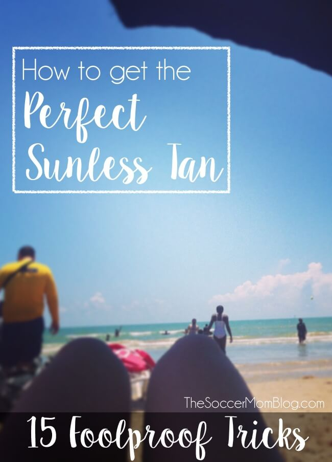 15 Pro Tricks to Achieve the Perfect Sunless Tan at Home
