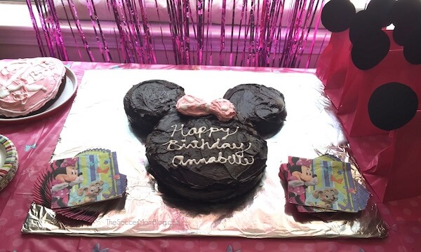 Lots Of Fun And Easy Ideas For A Frugal Minnie Mouse Birthday Party Kids
