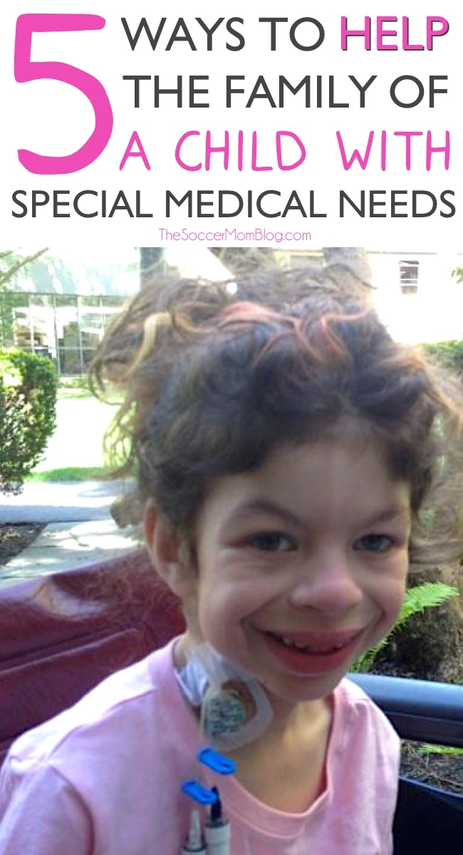 How to Help the Family of a Child with Special Medical Needs