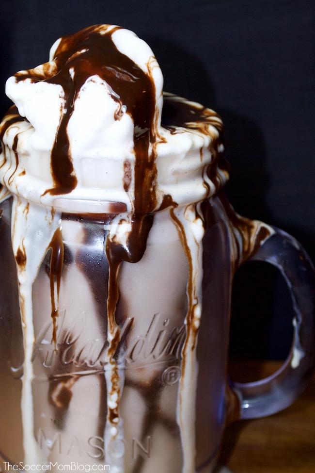 The Most Decadent Chocolate Mudslide Recipe