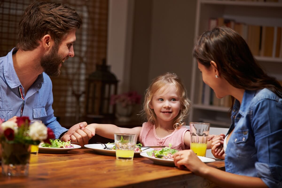 Why family dinner is crucial for a child's future success in both academics and the workforce. Plus 8 ways to create meaningful family meals.
