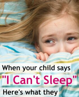 Sleep Anxiety in Children – How to Help Kids Fall Asleep Better