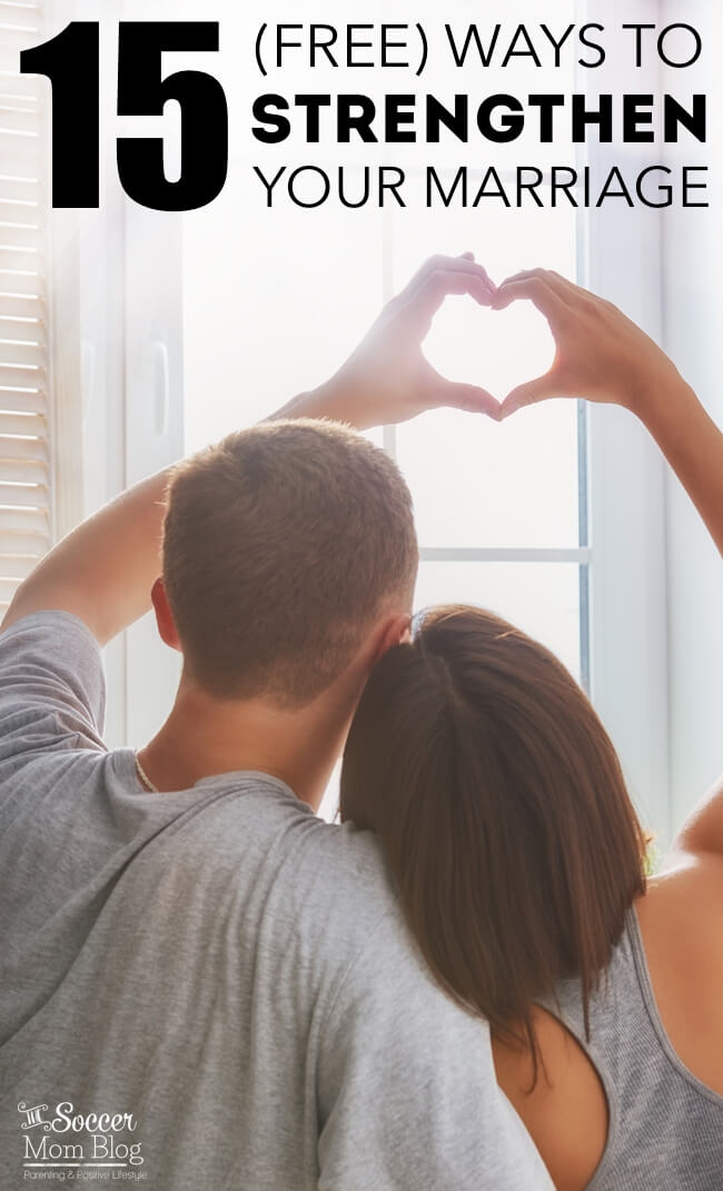 Don't wait for your anniversary or Valentine's Day! Why you should celebrate your marriage EVERY day and 15 FREE ways to show your spouse you love them.