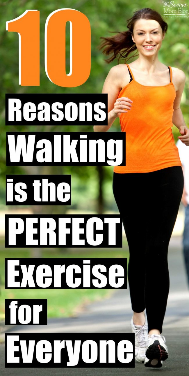When it comes to fitness, there is one workout that everyone can do! Walking is the perfect exercise for all fitness goals and has SO many health benefits you might not have known!