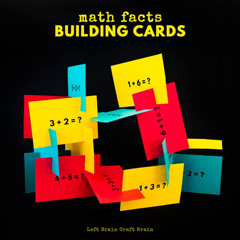 math cards game
