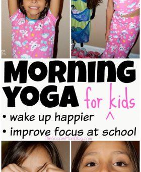 Morning Yoga Routine for Kids