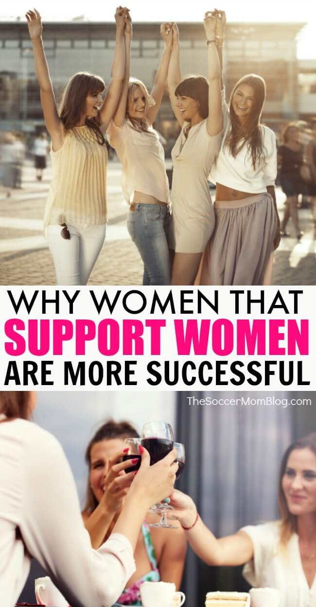 "Research proves that women that support other women are more successful, BUT studies show that ""mom shaming"" affects over 80% of moms! Why and how this needs to change"