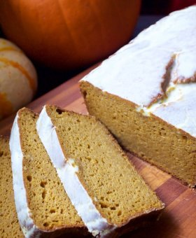 The BEST Gluten Free Pumpkin Bread (with Video)