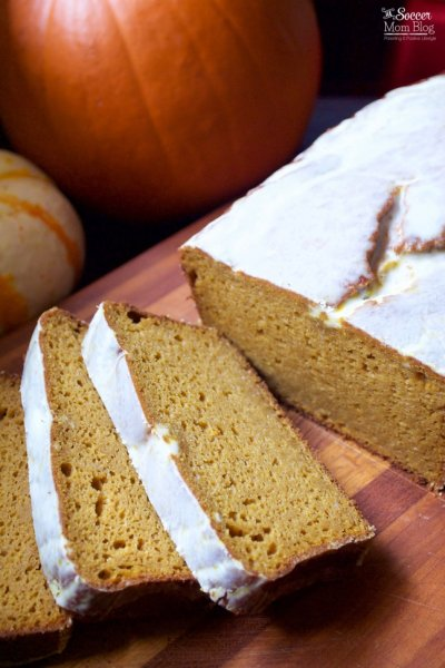 The BEST Gluten Free Pumpkin Bread (with Video)