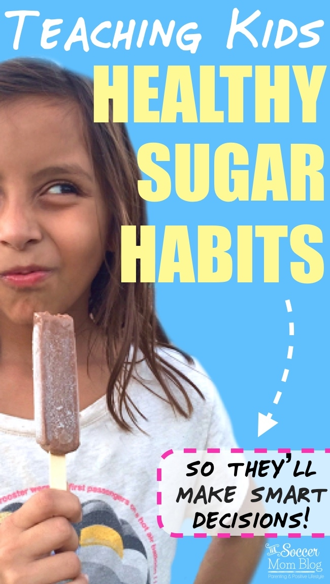 4 ways to teach your kids healthy sugar habits - Promote a positive view towards food and help them make smarter eating decisions later in life.
