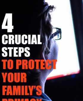How to Protect Your Family Privacy Online
