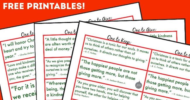 sc 1 st  The Soccer Mom Blog & Christmas Kindness Lunchbox Notes - The Soccer Mom Blog Aboutintivar.Com