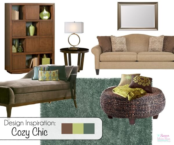 Dream Living Room Inspiration The Soccer Mom Blog