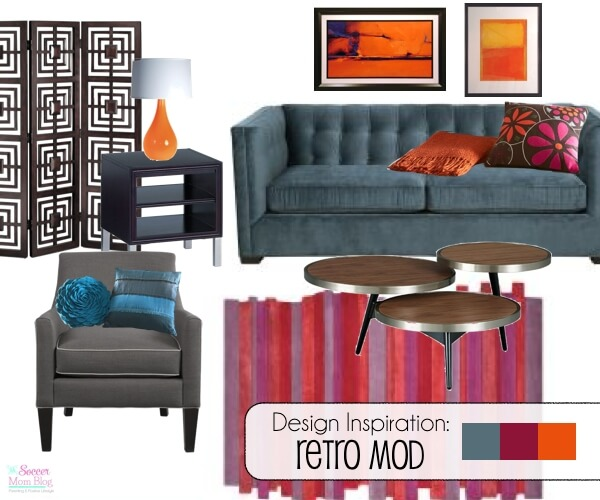 Two dream living room style sheets to inspire you! Whether you're moving, redecorating, or upgrading your home, how furniture rental can make life easier.