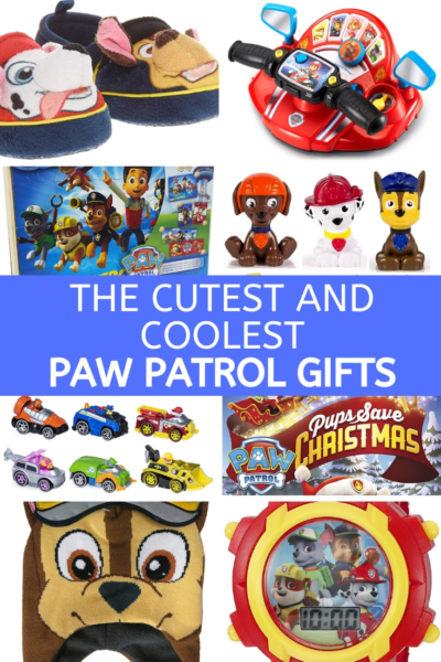 The CUTEST and Coolest Paw Patrol Gifts