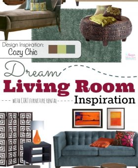 Dream Living Room Inspiration