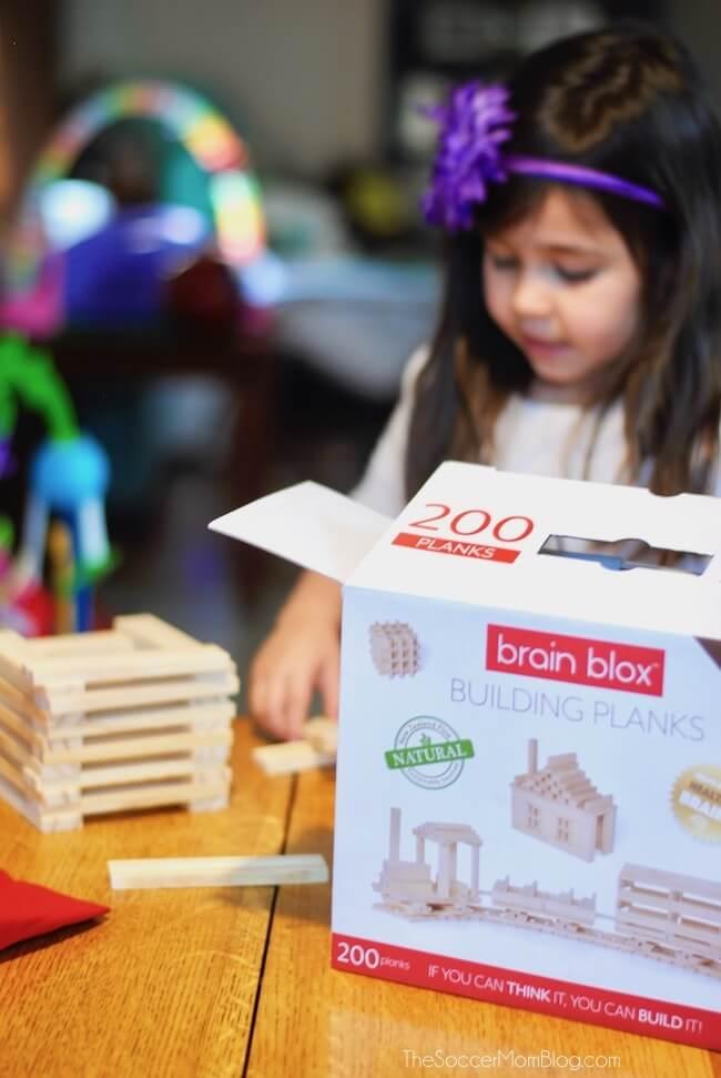 Brain Blox building planks