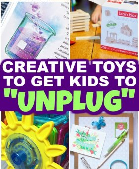 The Best Creative Kids Toys & Books