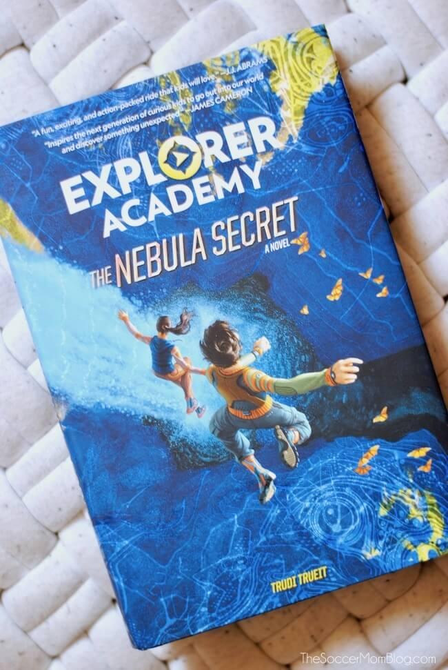 Explorer Academy The Nebula Secret