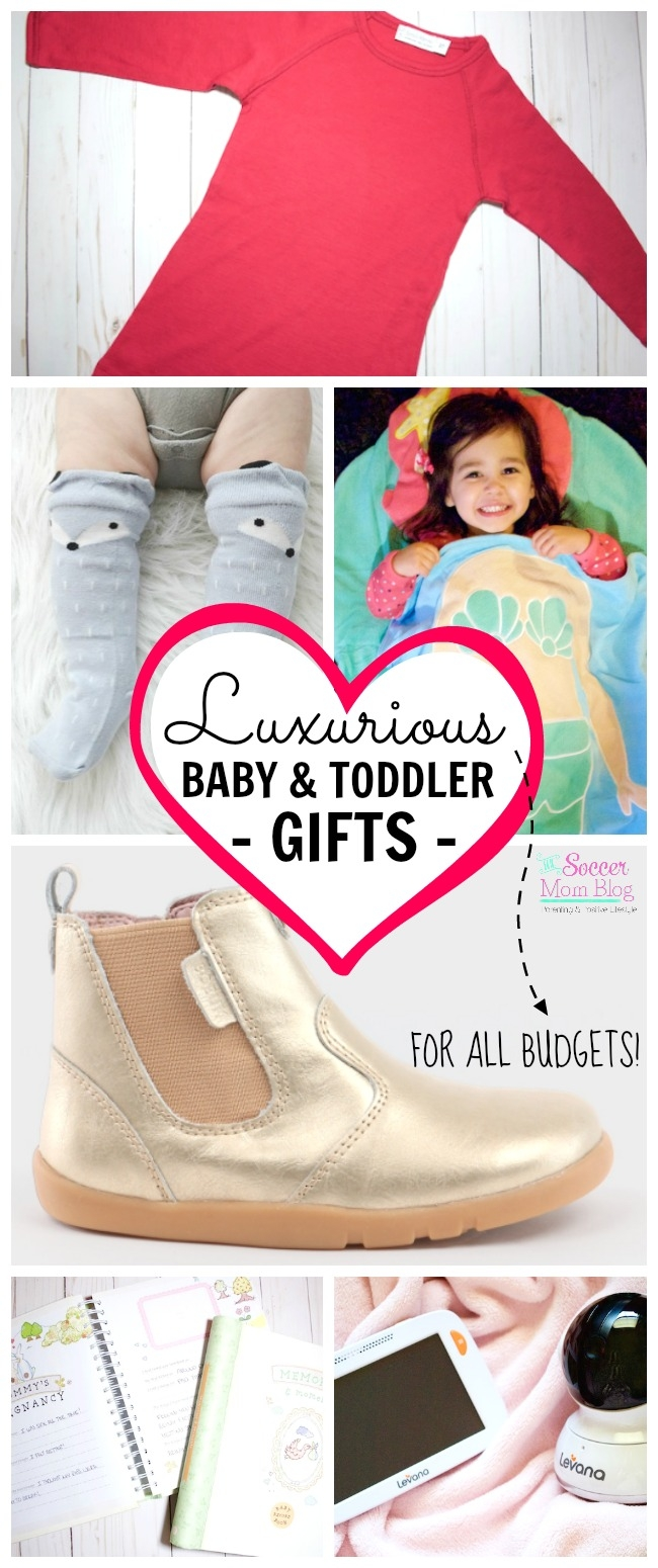 Luxury baby gifts toddler items for every budget the for Luxury gifts for mom