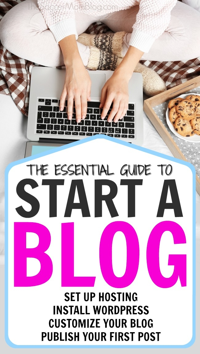 "Step-by-step guide to set up a WordPress blog FAST! Topics include: web hosting, customizing your site, writing your first post & bonus ""secrets"""